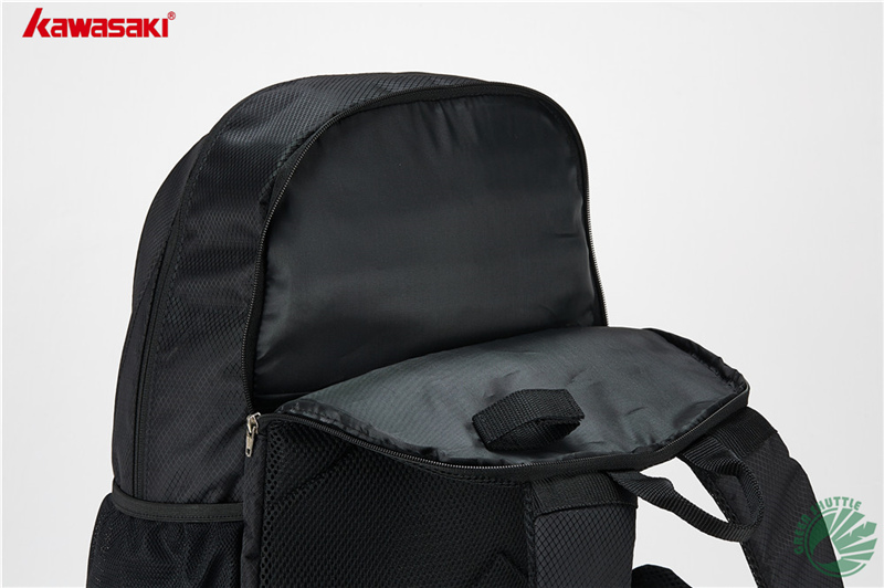 Image 3 - 2019 New Kawasaki Mountaineering Travel Bag Badminton  Double Shoulder Backpack Student  Both Boys And Girls kbb 8208 8207-in Racquet Sport Bags from Sports & Entertainment