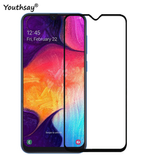 1PCS For Samsung Galaxy A30 Glass Tempered 5D Curved Full Cover Screen Protector Film