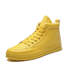 Brand Men Shoes 2019 Spring Fashion Boots Shoes