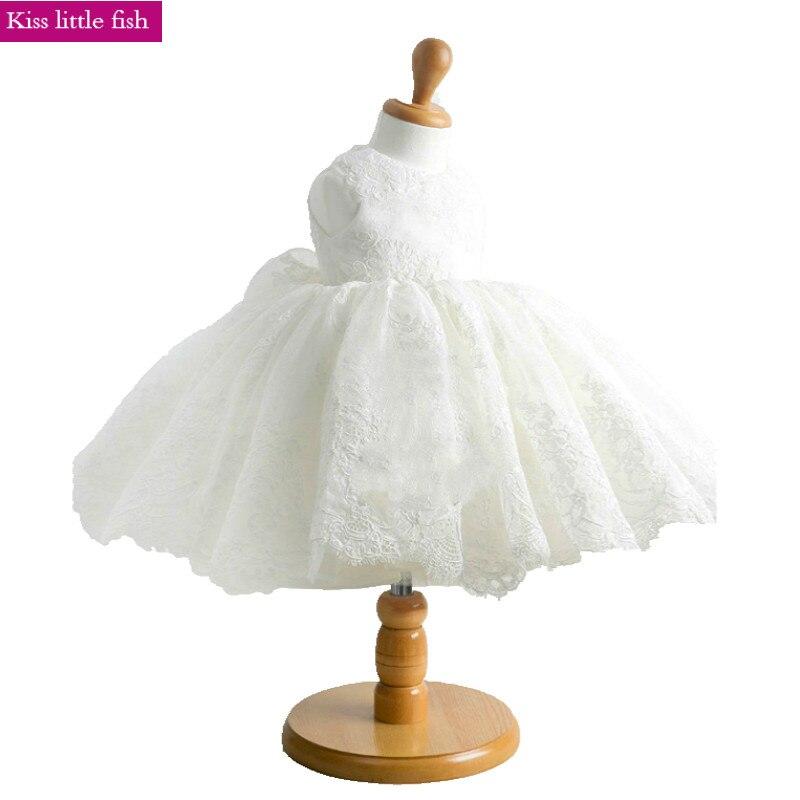 KSL165 Free shipping new High quaity  flower girl dresses for weeding party Girls birthday patry dress