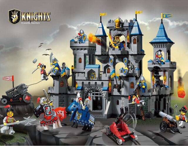 building block set compatible with lego castle 1393+PCS Extra large ...