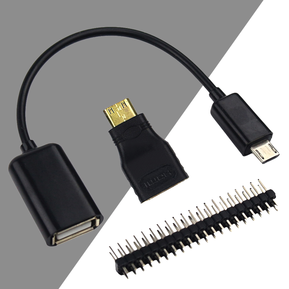 vonets mini hdmi male to hdmi female micro usb to usb. Black Bedroom Furniture Sets. Home Design Ideas