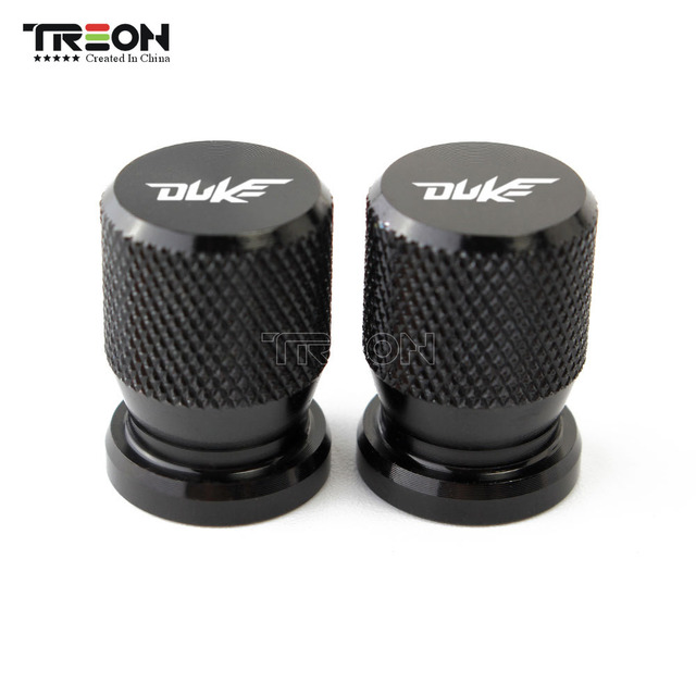 For KTM RC 125 200 390 Duke 125 200 390 250 790 2013-2019 Motorcycle Accessorie Wheel Tire Covers Motorcycle Valve Stem Caps 2