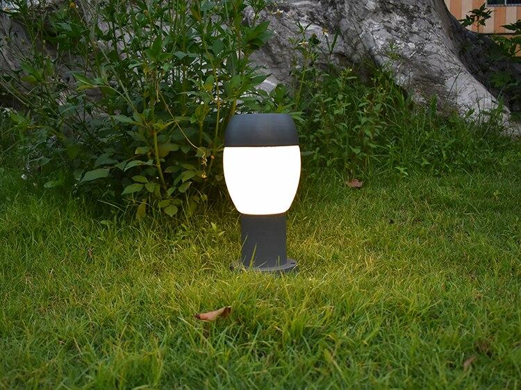 lâmpada de cabeça de alumínio fundido ao