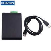 CHAFON 865Mhz/928Mhz usb rfid card reader/writer read range up to 0~1m(depends on the tag) for access control system