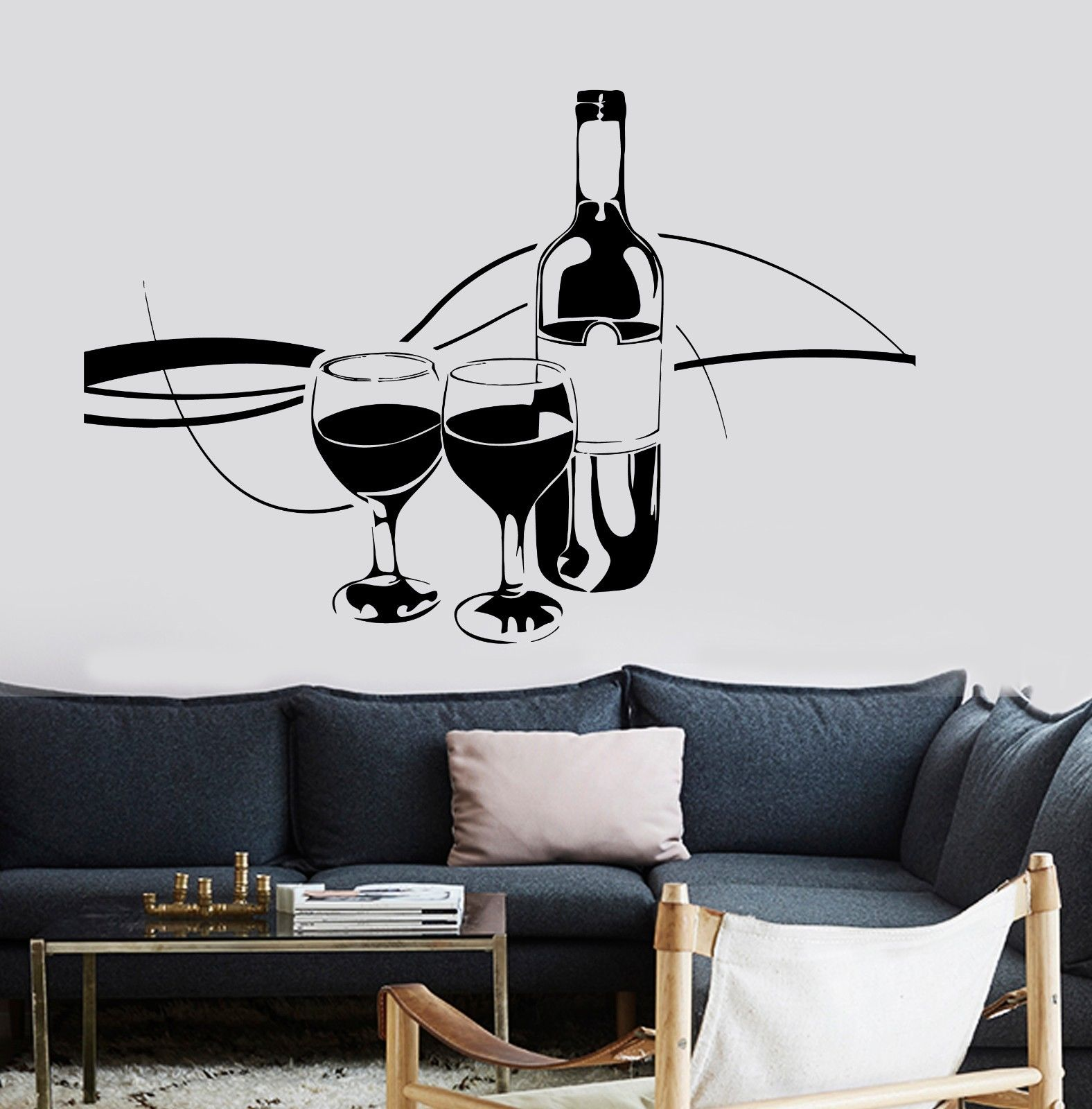 online cheap vinyl stickers for wine glasses aliexpress
