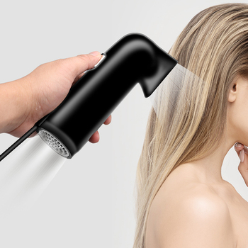 Portable Hair Blow Dryer Dormitory Mini Hair Dryer Negative Ions Hot And Cold Wind Overheat Protection Student Travel Hairdryer portable mini foldable 1200w hair blow dryer travel hair dryer compact blower