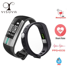 Top G20 Smart Wristband Heart Rate Monitor Mens Sport Watch Women Intelligent Wrist Bangle Fitness Tracker Clock IP67 Waterproof