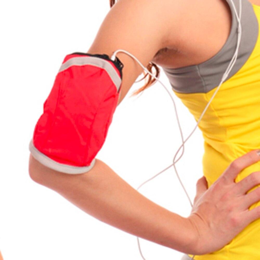 Sales promotion Running Sport Gym for Keys running Pouch running Arm Wrist Bag Case
