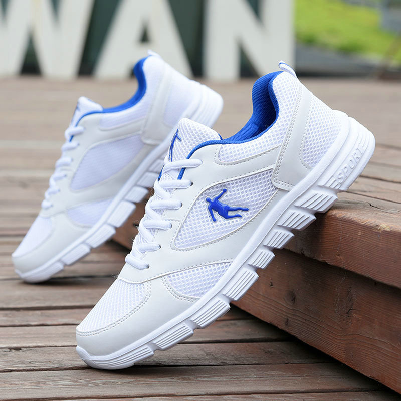 Men Casual Shoes 2018 Ultralight Breathable Flats Men Shoes Footwear Zapatos Hombre Casual Shoes Men Chaussure Homme White 2017new men casual shoes elastic breathable massage flats shoes spring summer men s flats men sapatos chaussure homme masculinos