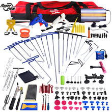PDR Dent repair tools set PDR Rods Hooks Car Crowbar PDR Toolkit PDR Spring Steel Rods