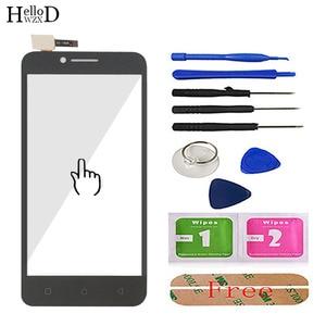 Image 2 - HelloWZXD 5 panneau de numériseur en verre décran tactile avant de téléphone portable pour Lenovo Vibe C A2020 A2020a40 outils de capteur de lentille adhésif