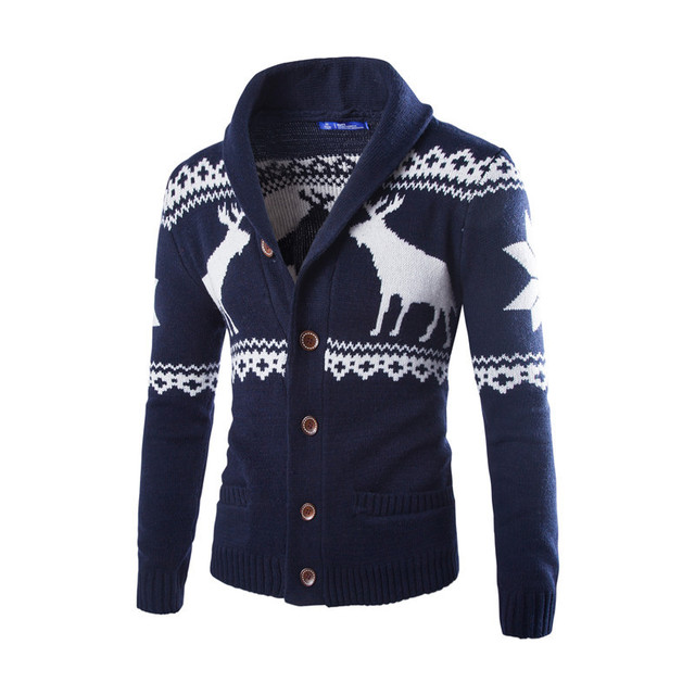 New 2015 cardigans men sweaters/ knitwear business casual/ cardigan men clothing/fashion brand design slim /men coat cotton