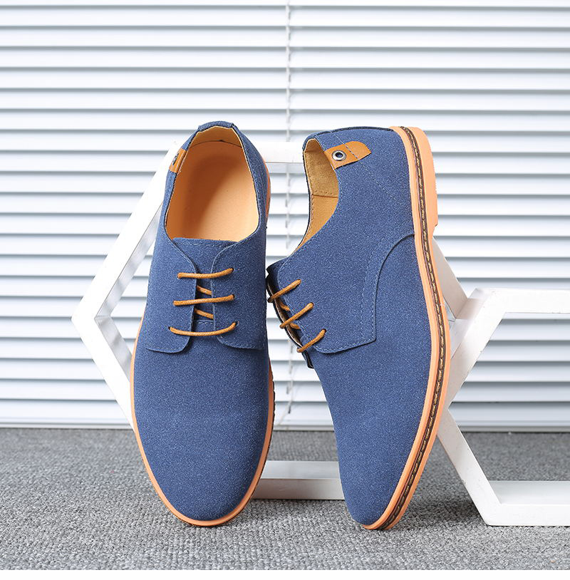 HTB1KqMPXW5s3KVjSZFNq6AD3FXau VESONAL Brand 2019 Spring Suede Leather Men Shoes Oxford Casual Classic Sneakers For Male Comfortable Footwear Big Size 38-46