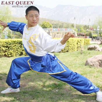 Wushu clothing uniform wushu costume kung fu uniform clothes martial arts uniform Chinese warrior costume exercise KK2324 - Category 🛒 Novelty & Special Use