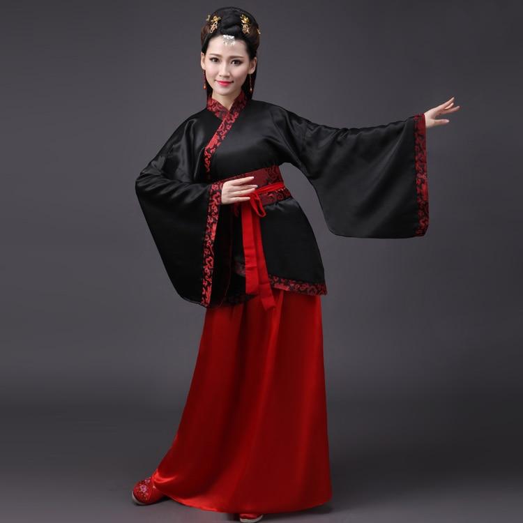 Древняя китайская одежда фото