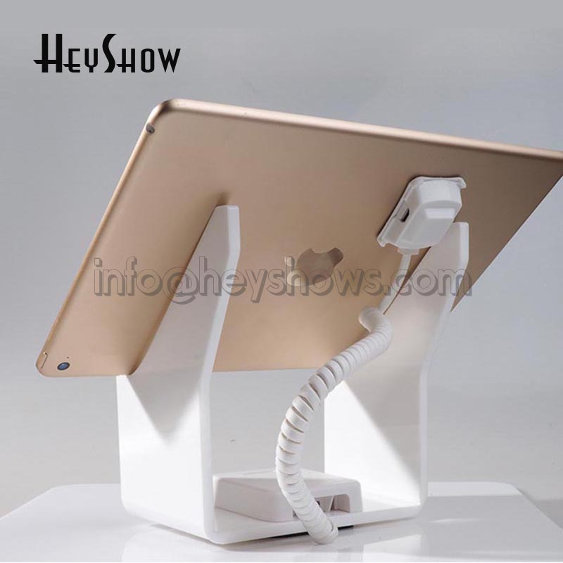 10xTablet security display stand Ipad holder alarm apple tablet anti theft devices burglar alarm for retail shop sales phone security stand tablet display holder ipad burglar alarm iphone retail alarm cellphone anti theft device for appple shop