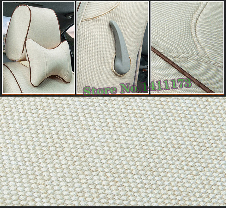 308 CAR SEAT COVER SETS (3)