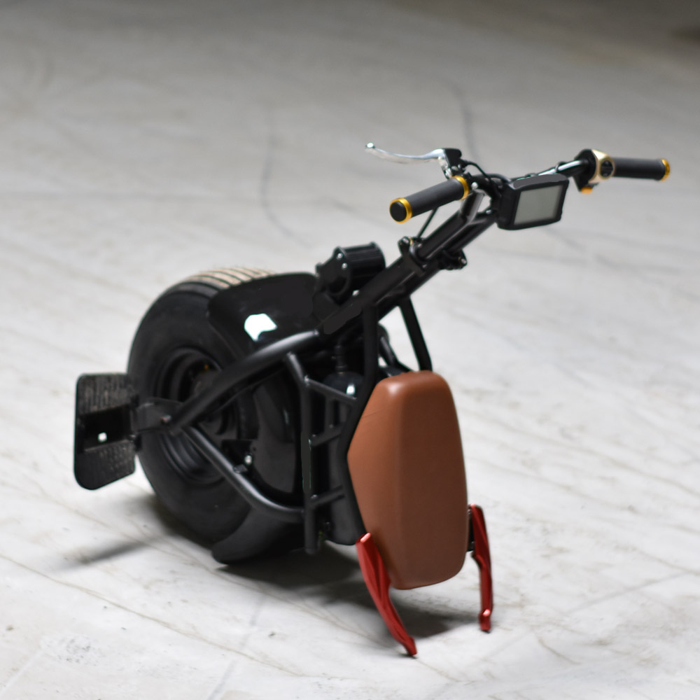 Batterie amovible intelligente auto balance auto équilibrage Scooter une roue Monowheel électrique citycoco