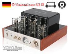 Nobsound MS-10D Tube Amp Home Audio HiFi Stereo Most Cost-effective Amplifier Excellent Sound With Headphone Support 110V-240V