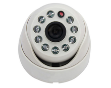 2.8mm wide-angle 360 -degree analog detection IR Dome Camera