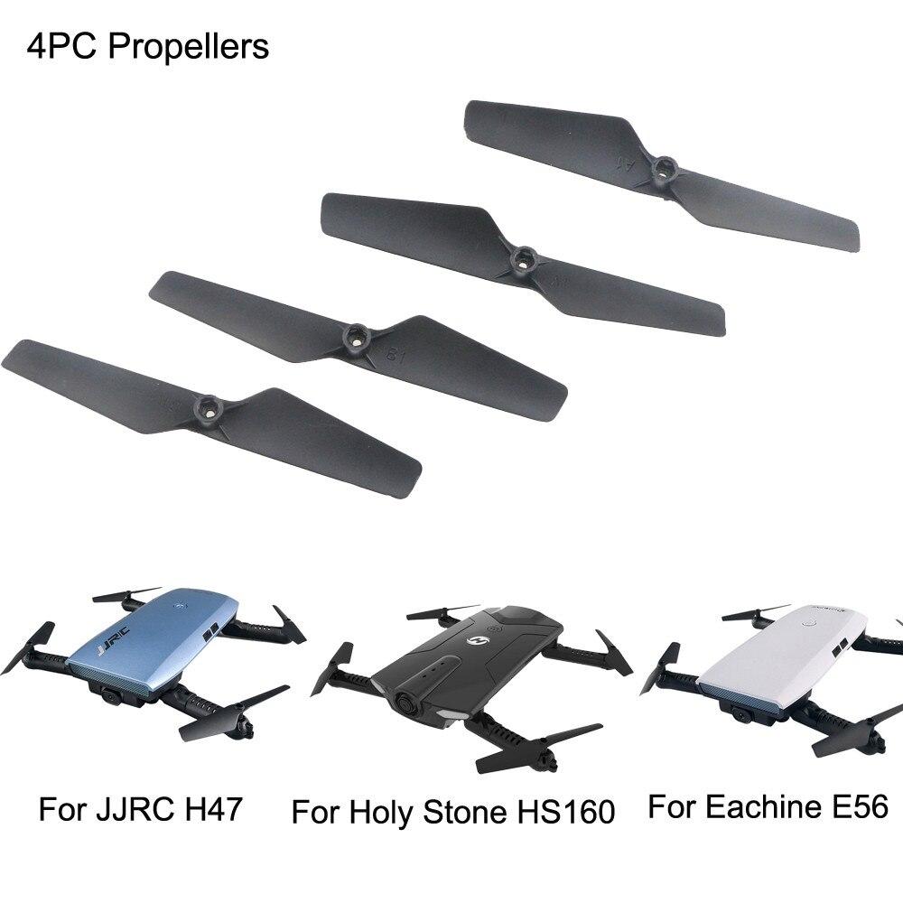 Mikrofonstativ Heißer Verkauf 4 Pc Propeller Für Eachine E56 Jjrc H47 Heiligen Stein Hs160 Rc Quadcopter Ersatzteil Drop Verschiffen