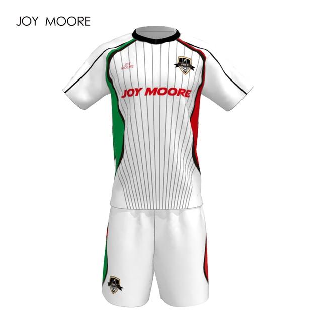 2017 mais recente projeto 2018 camisa de futebol americano personalizado  eua equipe de futebol camisetas sublimação add4f4d15693b
