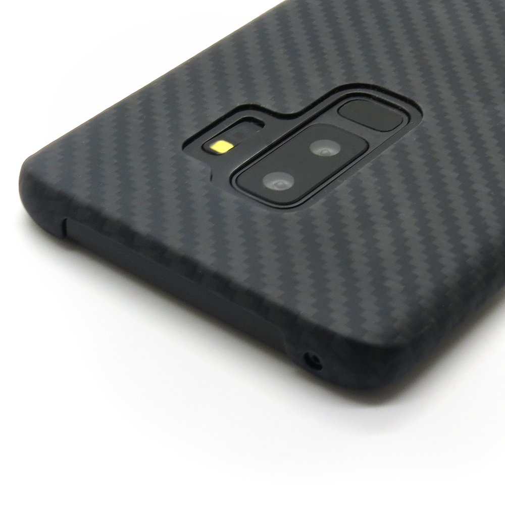 online store 760c9 54096 Real Kevlar Aramid Carbon Fiber Case for Samsung Galaxy S9 S9Plus