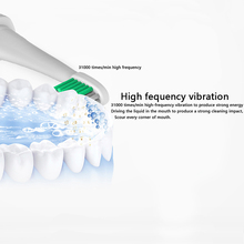 LANSUNG 901 Electric Toothbrush Ultrasonic electric toothbrush oral hygiene sonic toothbrush electric tooth brush dental care 1