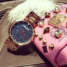 Новый Люксовый Бренд Дамы Модные Часы Полный Набор Sarkling Сияющий Женщины Кварцевые Часы Нежный Нержавеющей Стали Наручные Часы OP001