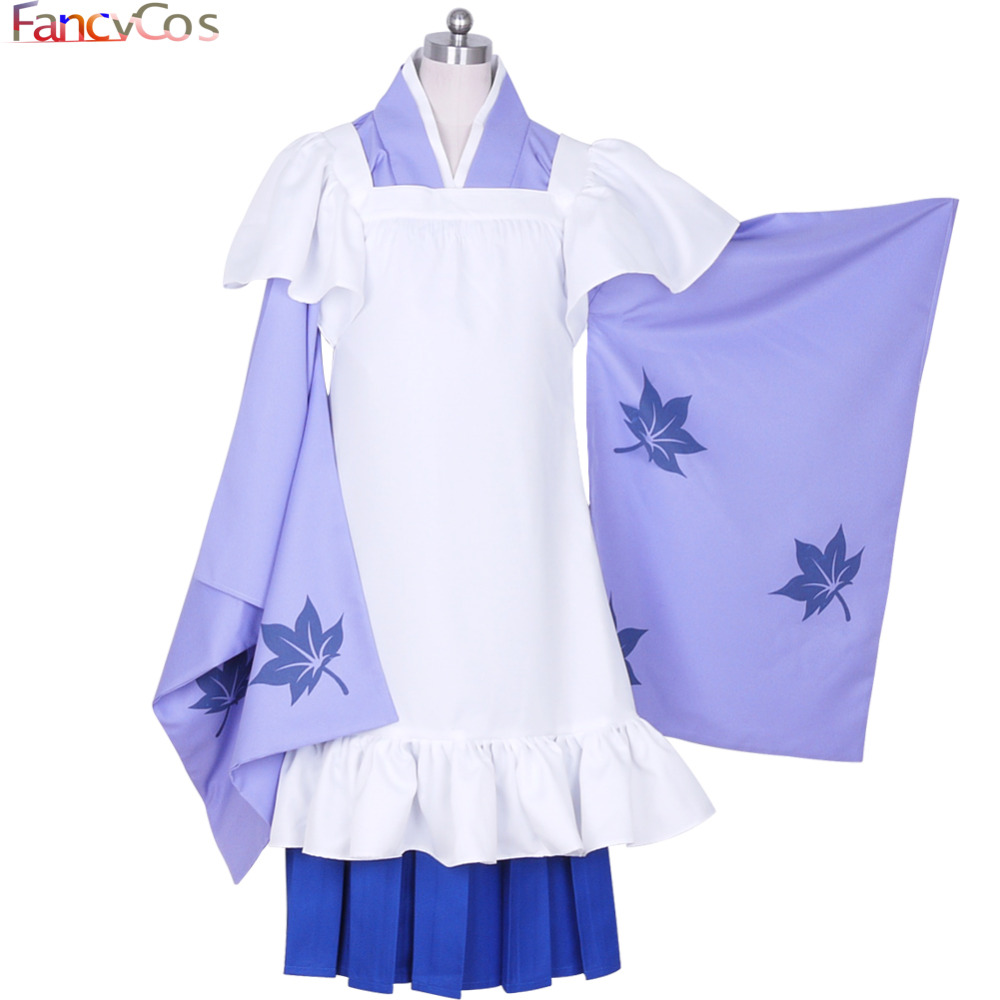 Halloween VOCALOID 2 Megurine Luka Dress Kimono Anime Version Cosplay Costume Adult Deluxe High Quality Custom Made