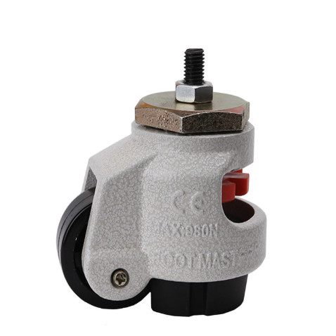 GD-40S/60s/80s,Heavy duty level adjustment Foma caster/wheel, With thread,Altura ajustable,Industrial castersGD-40S/60s/80s,Heavy duty level adjustment Foma caster/wheel, With thread,Altura ajustable,Industrial casters