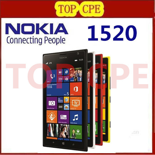 1520 Unlocked 100% Original Mobile Phones