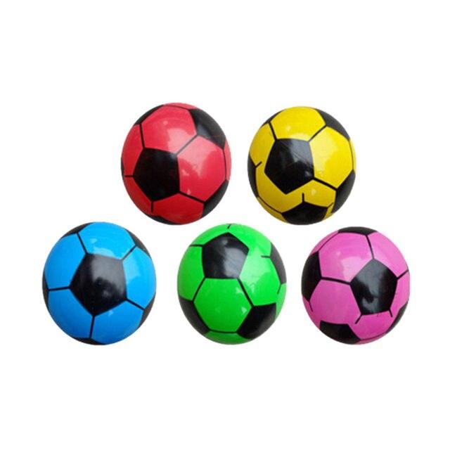 1 piezas inflable balón de fútbol playa piscina Holiday Party juego niños  regalo de juguete para 7e395f60dcf44