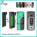 Original Wismec Reuleaux RX2/3 TC 150W 200W Box Mod Upgradeable Firmware Reuleaux RX2 3 Temp Control Mod Replaceable Back Cover