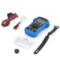 HoldPeak HP 39B Handheld Digitale Multimeter AC DC Amperemeter Voltmeter Tester Meter Digital Multitester Blue