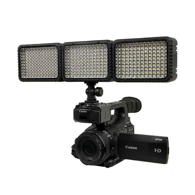 ФОТО NanGuang CN-LUX1500 LED camera light video light for camcorder DV camera