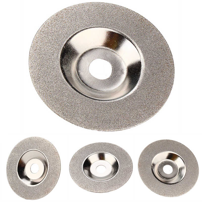 4inch 80Grit Diamond Grinding Wheel Disc For Angle Grinder For Rotary Tool Polishing Pads Disc Grinder Cup Abrasive Tools Mayitr