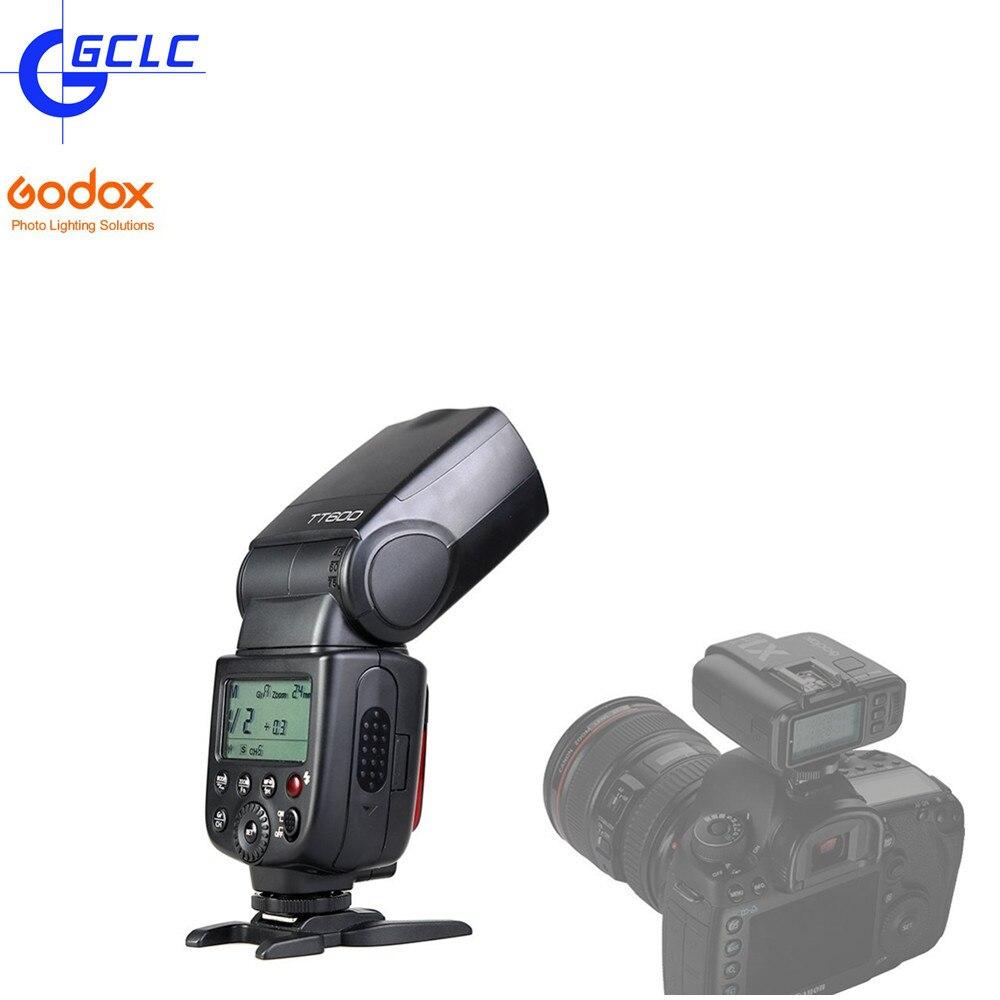 Godox TT600S Speedlite välklambi sisseehitatud 2.4G juhtmevaba - Kaamera ja foto - Foto 6