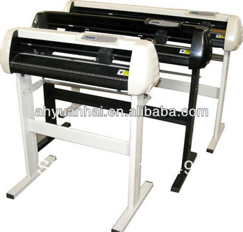 Hot sale used vinyl cutter plotter good price Computer Sticker Cutting Plotter/Cutter Plotter For Cutting Color PVC Film