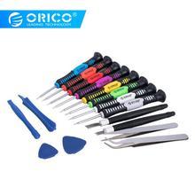 ORICO 16 IN 1 Screwdriver Set Multi Purpose Extension Repair Tool Kit For Laptop