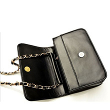 2017 New Women Messenger Clutches Bag Female Package Small Sweet Wind One Shoulder Han Edition Fashion Female Bags  6 Color