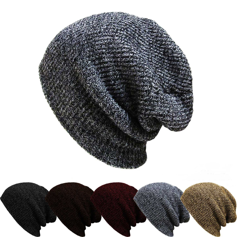2017 Winter Brand Casual Solid Beanies Women Men Hat Plain Warm Soft Knitted Beanie Outdoor Ski Sports Cap Skullies Gorros Touca hight quality winter beanies women plain warm soft beanie skull knit cap hats solid color hat for men knitted touca gorro caps