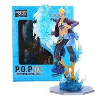 Anime One Piece P.O.P POP DX MAS Marco The Phoenix Battle Ver. Boxed PVC Action Figure Collection Model Toy OPFG340