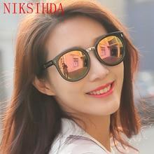 NIKSIHADA Men and women fashion NIKSIHADA2019 hot style sunglasses uv protection uv400 polarized driving