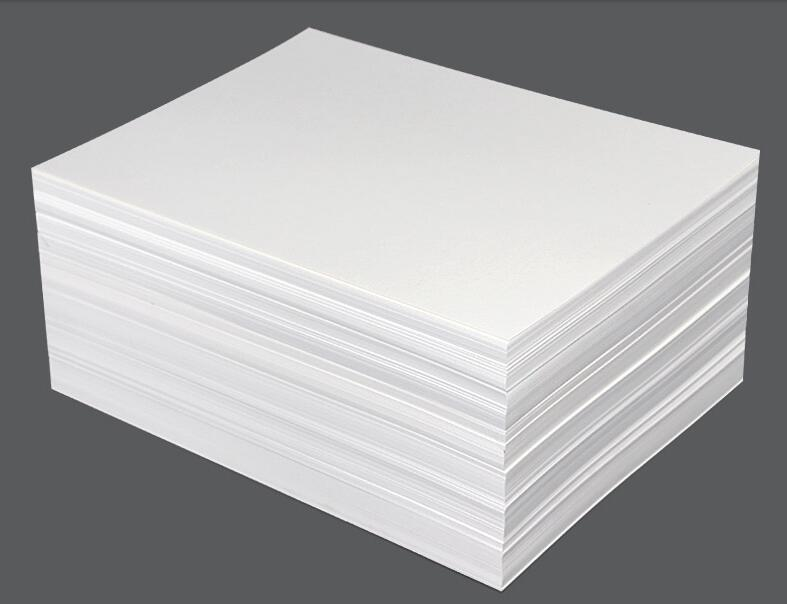 A4 300gsm Plain White Matte Thick PAPER Cardstock Craft Papers For Card Making 2/10/30/50 You Choose Quantity