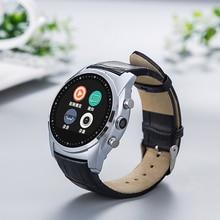 Kostenloser Versand 1 STÜCK Hohe Qualität Cartoon-Uhr unterstützung Pulsmesser Kamera für Bluetooth Reloj Smartwatch Android