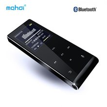 Bluetooth MP4 Player 8gb Multi-language Voice Recorder MP4 Touch Key Video Digital Mini Anti-scratch Music Player(China)
