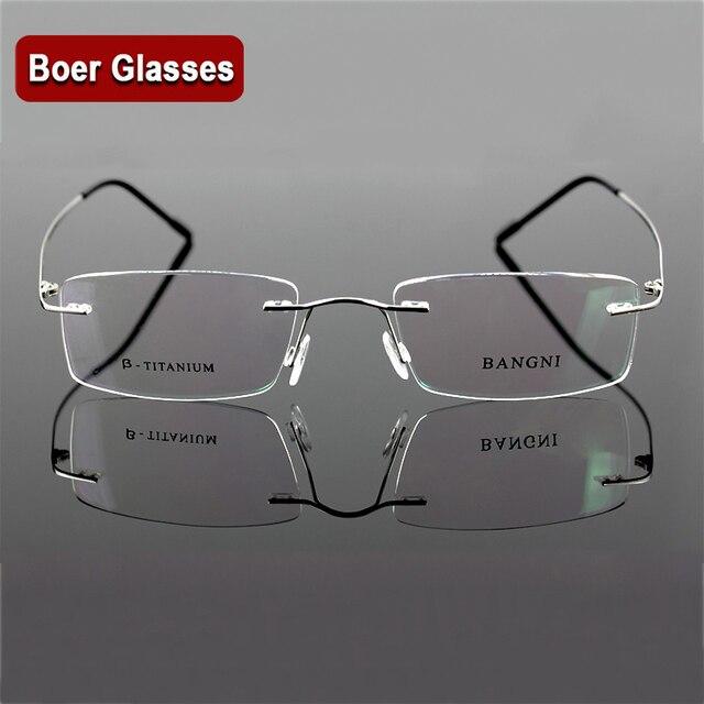 a26a4a8580b859 Beta titanium randloze bril scharnier non-schroef flexibele bril brillen  spektakel optische frame 2014