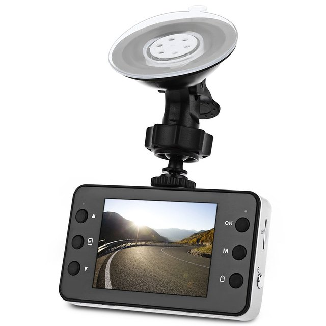 2.7 Inch K6000 Car DVR Camera Video Dash Cam Recorder Novaek Full HD 1080P Dual LED Night Vision Video Registrator Car Camera